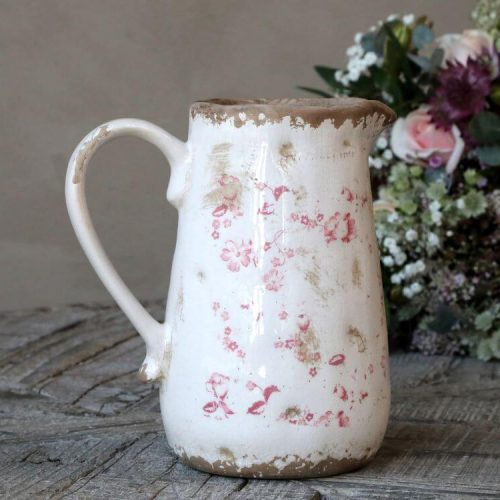 Jug with large handle